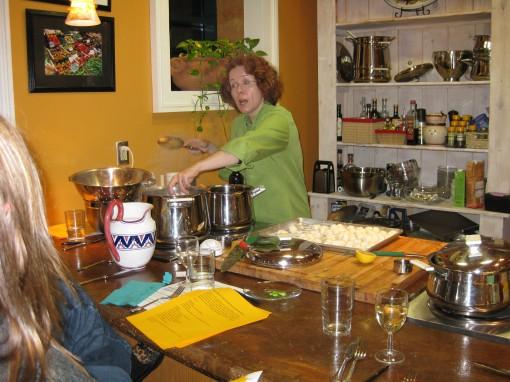 Explaining how gnocchi work